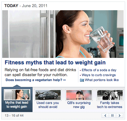 Yahoo Water bad